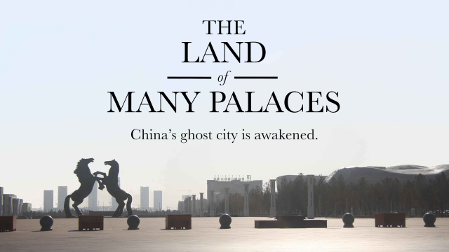 The Land of Many Palaces
