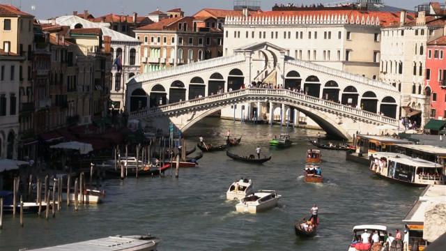 Venice in Peril