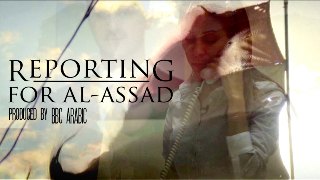 Reporting for Al-Assad